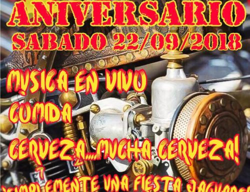 IV Aniversario Toledo – Sábado 22 de Julio de 2018