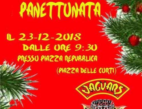 Panettonata Jaguars MC Italia – 23 de Diciembre 2018