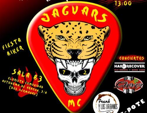 XXIII Aniversario Jaguars MC Andalucía – 19 de Enero de 2019