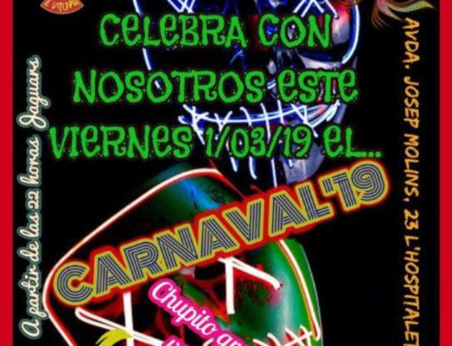Carnaval '19 Radikal Chapter – 01 de Marzo 2019