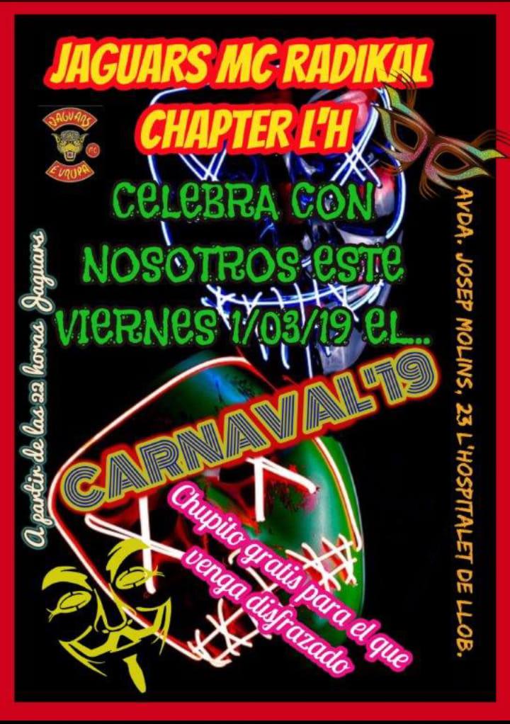 Carnaval '19 Jaguars MC