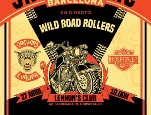 XVI Aniversario Jaguars MC Barcelona – 27 de Abril de 2019