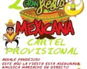 Segunda Gran Fiesta Mexicana Jaguars MC