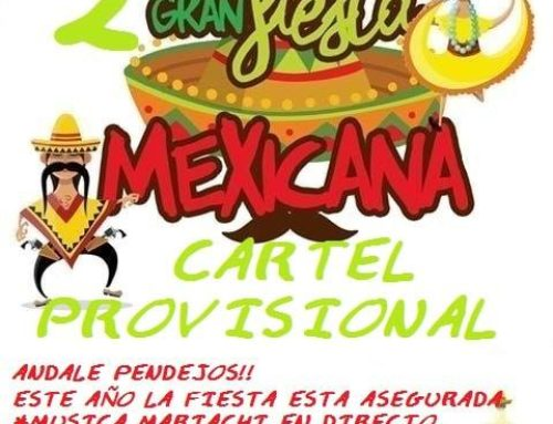 2ª Gran Fiesta Mexicana – Jaguars MC Vallés Oriental – 3 de Noviembre 2019