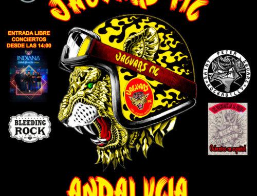 XXIV Aniversario Jaguars MC Andalucía – 18 de Enero de 2020