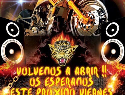 Reapertura del Club House Jaguars MC Vallés Oriental – Viernes 3 de Julio 2020